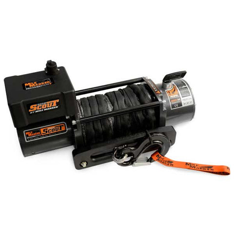 Mile Marker 77-53141W SEC8 Scout (ES) Waterproof Winch