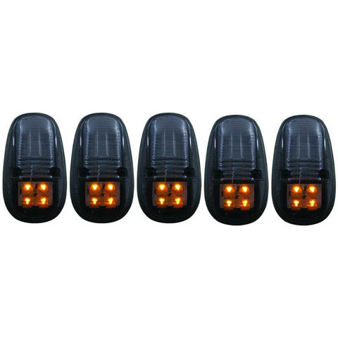 Anzo 861098 Smoked LED Cab Lights