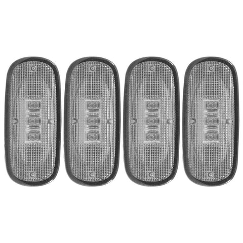 Anzo Clear LED Fender Lights 861104