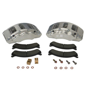 SSBC QUICK CHANGE ALUMINUM BRAKE CALIPER UPGRADE KIT (FRONT) A193-2