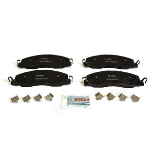 BOSCH BP1334 QUIETCAST PREMIUM DISC BRAKE PADS (REAR)