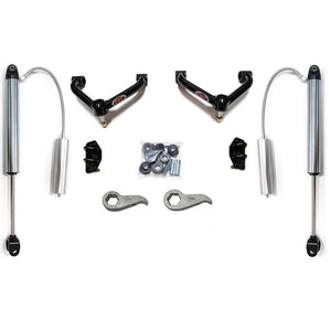 CST EXTENDED TRAVEL LEVELING KIT WITH 2.0 RES. SHOCKS CSK-C27-4