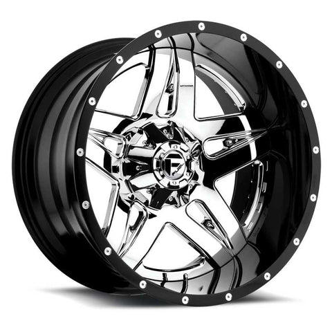 Fuel Off-Road Full Blown Wheel - 2-Pc. Chrome