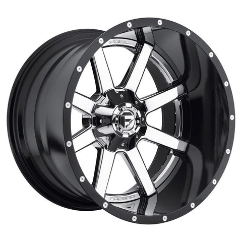 Fuel Off-Road Maverick Wheel - 2-Pc. Chrome