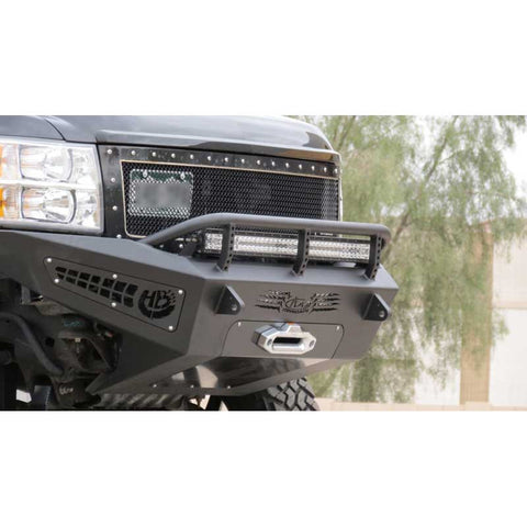 HONEY BADGER FRONT WINCH BUMPER