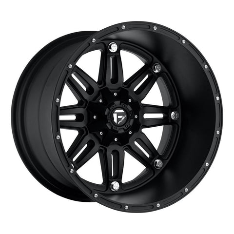 Fuel Off-Road Hostage Wheel - Black Deep