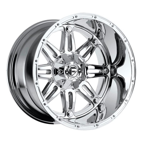 Fuel Off-Road Hostage Wheel - Chrome Deep