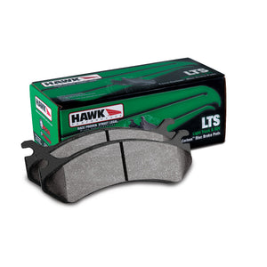 HAWK PERFORMANCE HB528Y.811 LTS FRONT BRAKE PADS