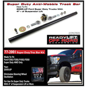 ReadyLift 77-200X Anti-Wobble Trac Bar