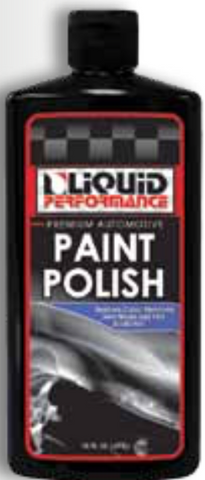 Automotive Paint Polish