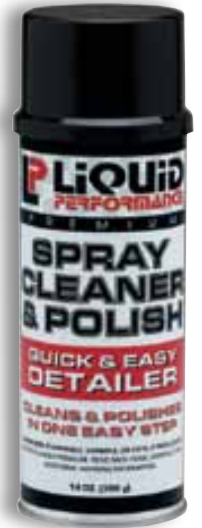 Premium Spray Cleaner & Polish