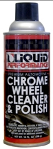Automotive Chrome Wheel Cleaner & Polish