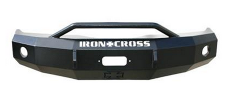 IRON CROSS 22-325-07/11 HD PUSH BAR FRONT BUMPER