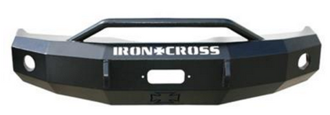 IRON CROSS 22-525-11 HD PUSH BAR FRONT BUMPER