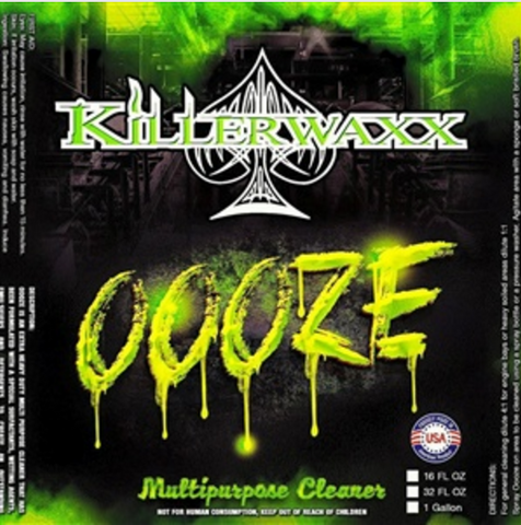 1 Gallon KILLERWAXX OOOZE