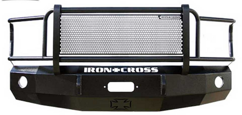 IRON CROSS 24-325-15 HD GRILLE GUARD FRONT BUMPER