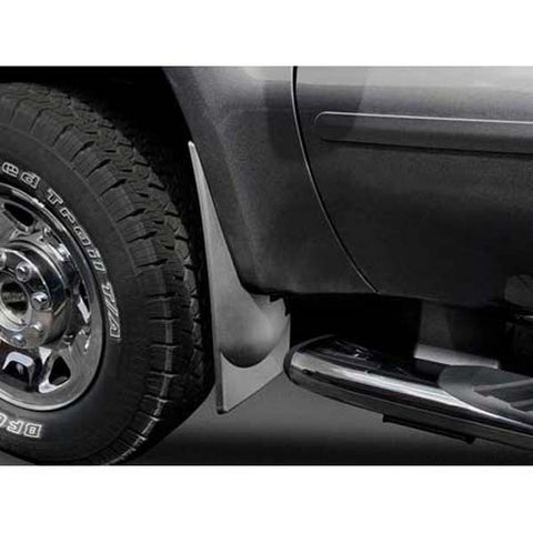 WeatherTech 110009 No-Drill DigitalFit Front MudFlaps