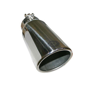 AFE 49-90002 Mach Force XP Polished Exhaust Tip