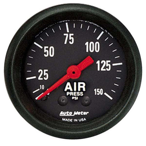 Auto Meter 2620 Z-Series Air Pressure Gauge - 1