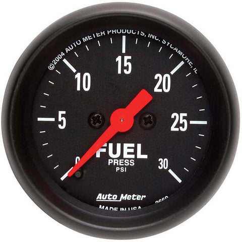 Auto Meter Z-Series Fuel Pressure Gauge Kit 2660 - 1
