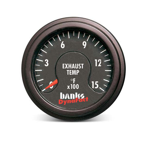 Banks Power DynaFact Pyrometer Gauge Kit 64200 - 1