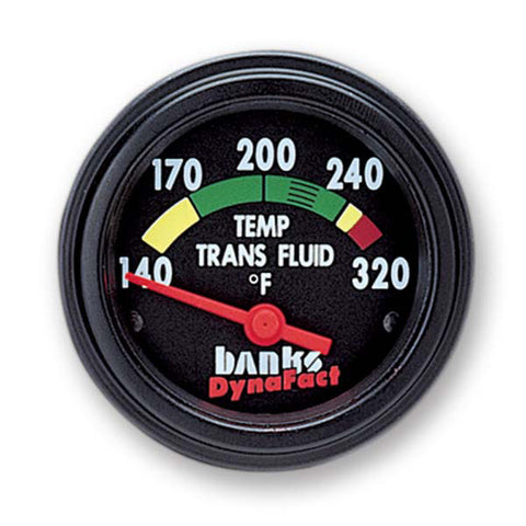 Banks Power DynaFact Transmission Temp Gauge 64125 - 1