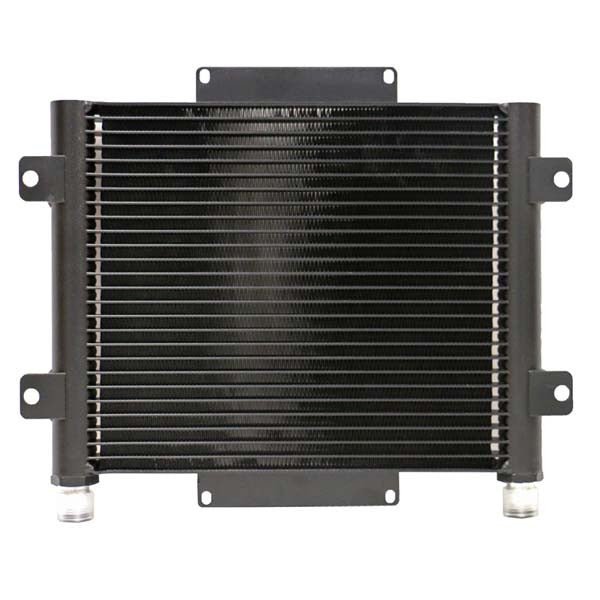 BD-POWER 1300611-HX XTRUDED AUXILIARY TRANS COOLER (WITHOUT FAN)