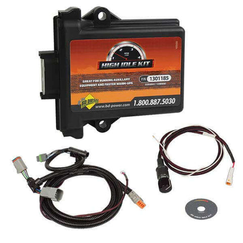 BD-Power 1036621 High-Idle Kit For 2005-2006 Dodge 5.9L Cummins