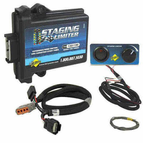 BD-Power 1057721 Staging Limiter For 2005-2006 Dodge 5.9L Cummins
