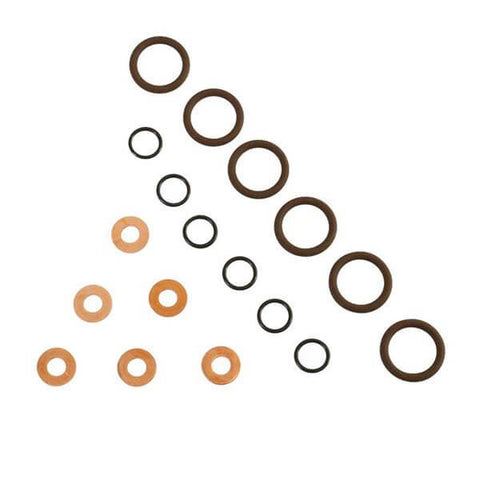 BD-Power 1075800 Injector Seal Kit For 1998.5-02 Dodge Cummins