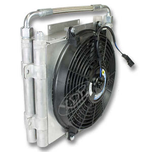 BD-Power Xtruded Double Stacked Transmission Cooler 1300601-DS