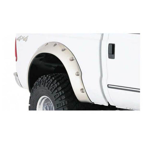 Bushwacker 20046-02 Rear Cut-Out Fender Flares