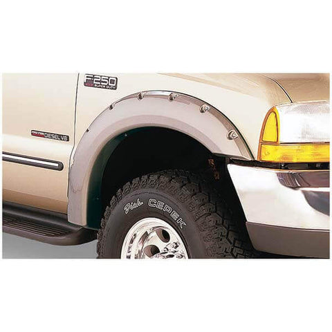 Bushwacker 20914-02 Pocket Style Fender Flare Set