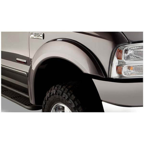 Bushwacker 20928-02 Extend-A-Fender Flare Set