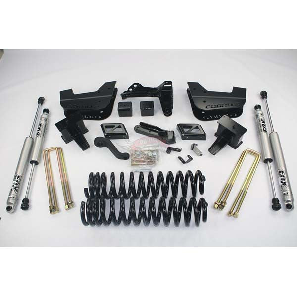 "COGNITO CLKP-300406TP-FOX STAGE 2 TOW PACKAGE 4"" LIFT W/ FOX SHOCKS"