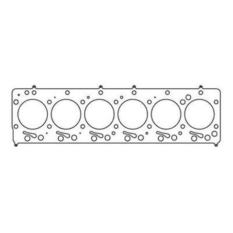Cometic C5855-065 MLX Head Gasket For 1998.5-02 Dodge Cummins