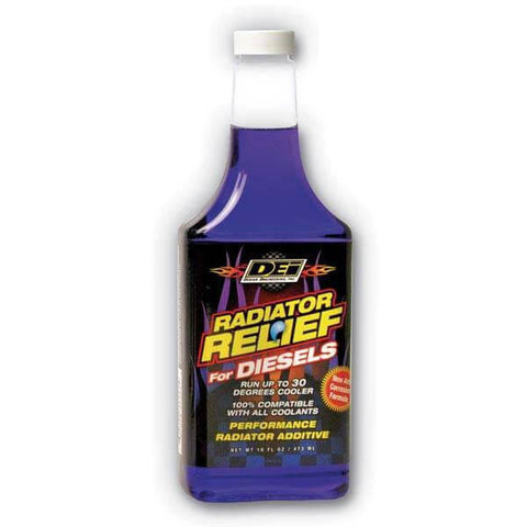DEI Diesel Radiator Relief 040204 Blended For Extreme Use