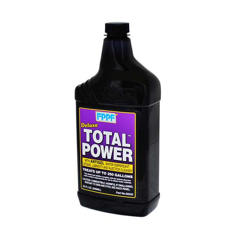FPPF 00343 TOTAL POWER 32 OZ Fuel Additive - 1