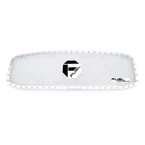 Fuel Off-Road Grille Polished Stainless Steel - 1