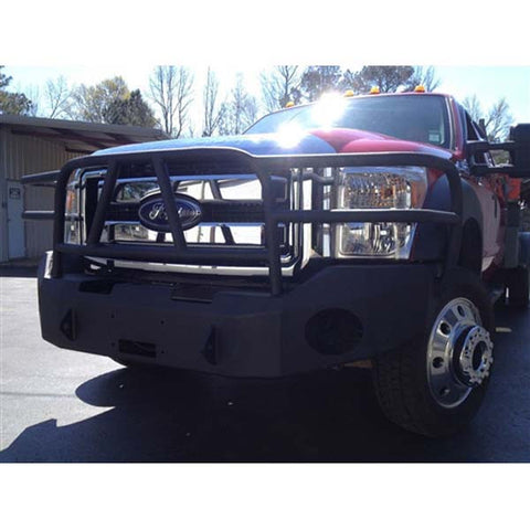 2008-10 Powerstroke 6.4L Bumpers