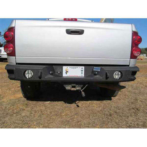 Hammerhead 600-56-0080 Rear Bumper Without Sensor