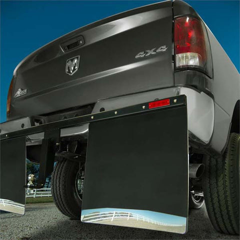 "Husky Liners 17013 Hitch Mount Mud Flaps (96"" Wide, 2.5"" Receiver)"