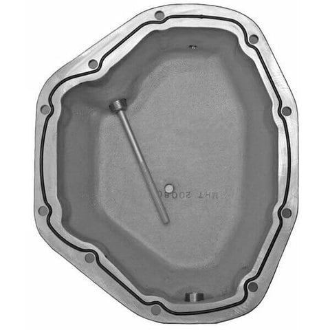 Mag-Hytec Dana 80 Differential Cover , 303 stainless steel