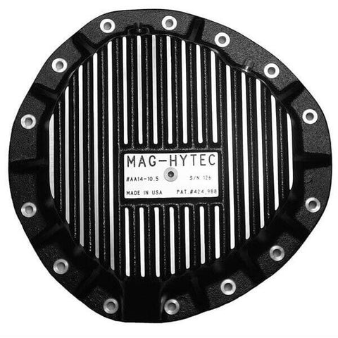 Mag-Hytec AA 14-10.5 Differential Cover, 303 stainless steel