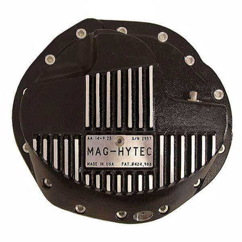 Mag-Hytec AA14-9.25-A Front Differential Cover, Stainless Steel