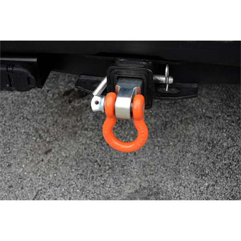 Mile Marker 60-65000C Steel Hitch Receiver With D-Ring