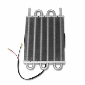 Mishimoto Heavy Duty Transmission Cooler With Fan MMOC-F Alternative View 2
