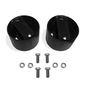 "Pacbrake HP10152 2"" AMP Air Spring Spacer Set"