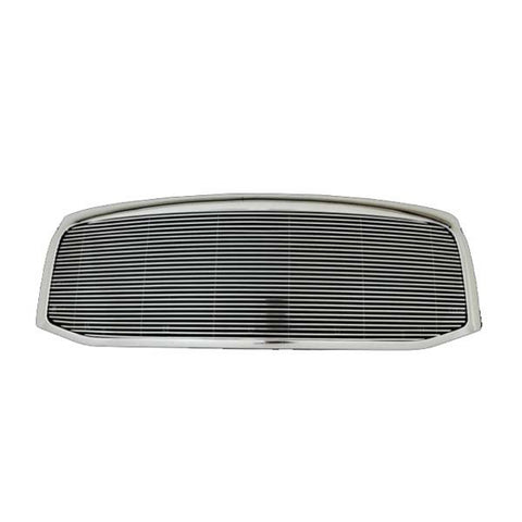 Paramount Restyling 4mm Horizontal Billet Aluminum Grilles - 1