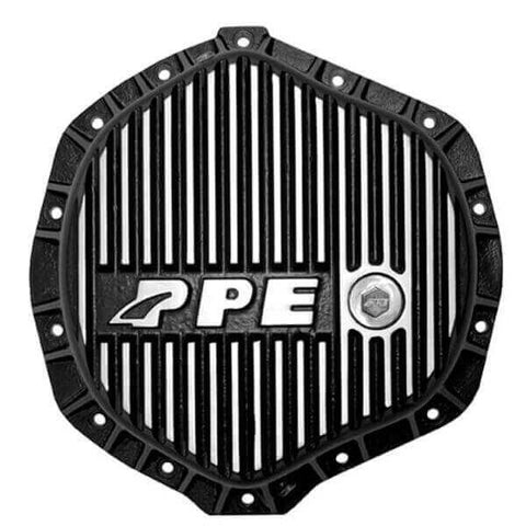 PPE 138051010 Heavy Duty Differential Cover - Brushed